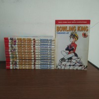 BEKAS SET - Buku Komik Bowling King - Tarang Ay