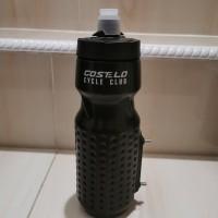 Costelo Magnetic Water Bottle Cageless - Botol Minum Sepeda Magnet - Hitam