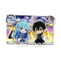Gantungan Kunci Anime Sword Art Online Alicization Couple