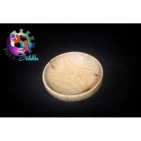 Cobek lemper kayu diameter 10 sd 30 cm peralatan memasak properti foto
