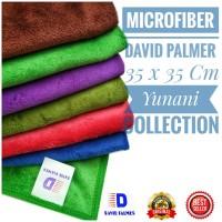 KAIN LAP MICROFIBER || PEMBERSIH SERBAGUNA || David Palmer