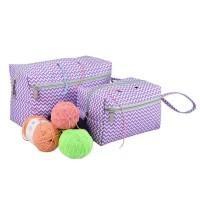 tas benang dan perlengkapan rajut/ yarn organizer bag T226