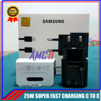 Charger Samsung Galaxy Note 10 Note 10+ 10 Plus ORIGINAL 100% Type C