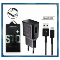CHARGER SAMSUNG S10 Ori 100% MICRO USB Qualcomm 3.0 Fast Charging