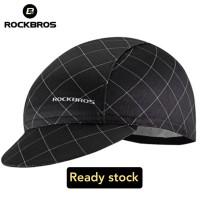 ROCKBROS Cycling Cap Hat Topi Sepeda Lipat Seli Original Quick dry