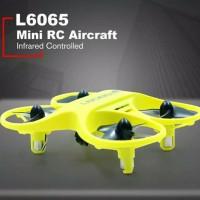Drone L6065 Micro Infrared Controlled Quadcopter vs E010