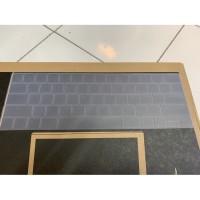 Keyboard Protector Transparan For Macbook Pro Touchbar / Non Touchbar