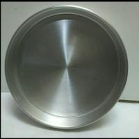 Loyang bulat / loyang bolu press 18 cm tinggi 4 cm