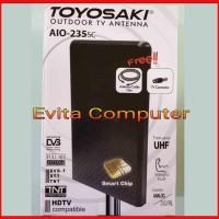 Antena TV Digital Indoor / Outdoor Toyosaki AIO - 235sc