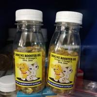 Fish oil plus minyak ikan isi 100