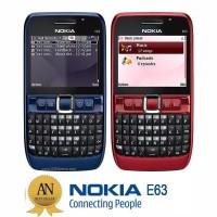 NOKIA E63 handphone nokia jadul E63 original murah berkualitas garansi