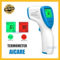 Termometer Badan / Bayi Infrared Digital Thermometer Infra Merah Red