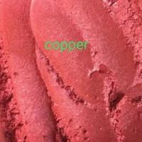 Copper Mica / Pewarna Lipstik Lipcream