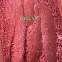 Mouve Mica /.Pewarna Lipstik Lipcream