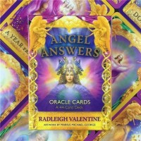 Angel Answers Oracle by Radleigh Valentine