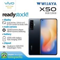 VIVO X50 Smartphone 8GB/128GB I Garansi Resmi