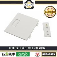 Tutup cover USB dan Battery Xiaomi Yi Action Camera / Yicam Baterei