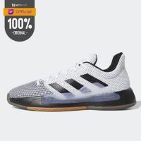 Sepatu Basket Adidas Pro Bounce Madness Low 2019 White Original BB9222