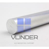As Aluminium Bulat OD 22 mm