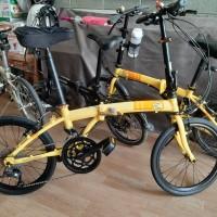 Sepeda Lipat Polygon B2W ( Bike To Work )