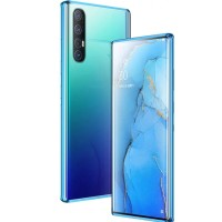 Magnetic Magnet Duoble Glass Front back Cover Case Oppo Reno 3 Pro