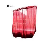 2Pcs Tirai Pelindung Panas Anti UV untuk Mobil