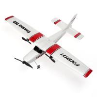 Cessna 182 Fx801 Mainan Rc Pesawat Terbang Fixed Wing Lebar Sayap