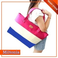 Tote Bag 3 layer Color Sport Best Fashion Canvas