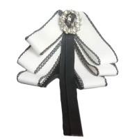 ❀LIDU Clothing Accesories Korean Preppy Style Layered Ribbon