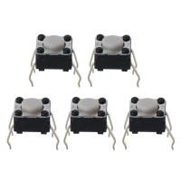 5Pcs Mouse Micro Switch for Logitech M185 M215 G300 G402 G602 M570 6x