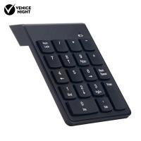 Keyboard Numerik 18 Tombol Wireless 2.4G untuk PC / Laptop