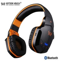 Kotion EACH Headset Gaming Wireless Bluetooth dengan Mic Stereo