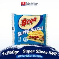 Bega Keju Cheese Super Slices IWS 250 gr