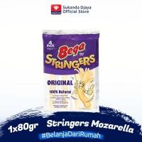 Bega Keju Cheese Stringers Mozarella (4x20 gr)