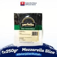 Perfetto Keju Mozzarella Cheese 250 gr