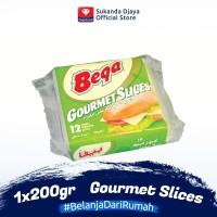 Bega Keju Cheese Gourmet Slices 200 gr