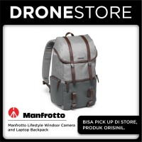 Tas Manfrotto Lifestyle Windsor Backpack for Camera/Drone Mavic/Spark