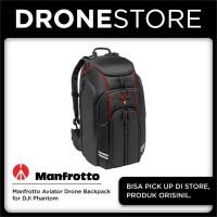 Tas Ransel Manfrotto Aviator Backpack for Camera/Drone DJI Phantom
