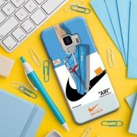 Nike Sport aksesoris 3DCase fullprint premium iPhone Samsung Vivo OPPO