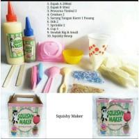 Terbaruu Squishy Maker/ Squishy Kit Murah