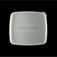 Seal Square Round Tupperware Original - Tutup Jadul