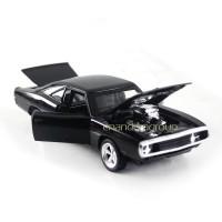 Diecast Miniatur Mainan Mobil Metal Muscle Car