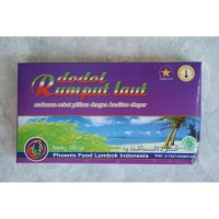 Dodol Rumput Laut Khas Lombok