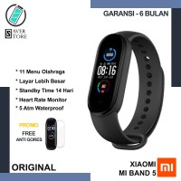 Original jam smartwatch Xiaomi Miband 5 smartband mi band 5 miband5