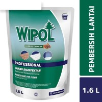 Wipol Professional Classic Pine 1.6 Liter Wipol Cemara Professional