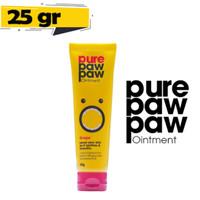Pure Paw Paw Ointment 25gr Cream Luka Iritasi Ruam Popok Bayi 25gr