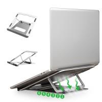 Stand/Penyangga Laptop Cooling Pad Foldable -Ilano H8