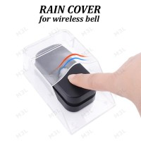 Rain Cover Tutup Pelindung Bel Pintu Rumah Wireless Door Bell Outdoor
