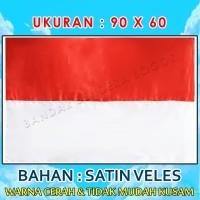 Bendera Merah Putih ukuran 90 X 60