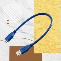 Kabel Hark Disk usb 3.0. 30 cm. Rvtech. GARANSI 1 THN.